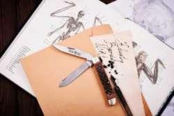 Складной нож Grandway 7019 NGT (BOX) - обзор ультрабюджетной модели от Грандвей