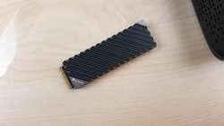 Эффективное охлаждение SSD-диска в исполнении M.2 при помощи радиатора Jonsbo