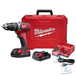 Milwaukee Electric Tool 2607-22CT M18 Hammer Drill Kit