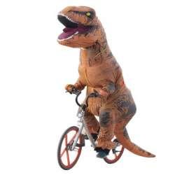 Костюм динозавра на Halloween