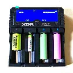 Обзор и разбор зарядного устройства XTAR DRAGON VP4 Plus