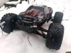 Обзор GPTOYS Foxx S911 Monster Truck 1/12 - гонки по снегу