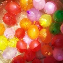 Набор из 500Pcs мелких шариков для водяной войнушки