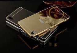 Золото, а не чехол на Sony Xperia Z3
