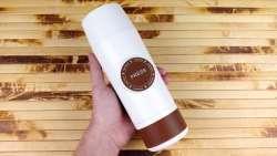 Портативная эспрессо-машина WinkGo: ароматный кофе всегда с тобой