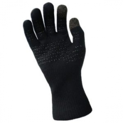 Обзор перчаток DexShell ThermFit Neo (Touch Screen) DG324TS - проверка влагозащищенности