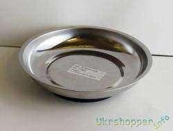 Тарелка намагниченная, для мелких деталей, диаметр - 15 см
