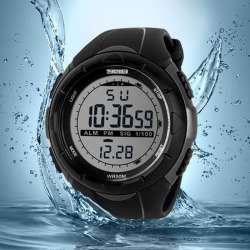 Очень прочные китайские часы Skmei из Taobao