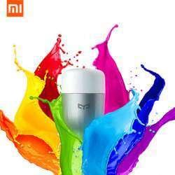 Лампочка Xiaomi Mi Yeelight 9W RGB