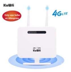 Близнецы братья – два роутера KuWfi 4G LTE CPE. Обзор с тестированием возможностей