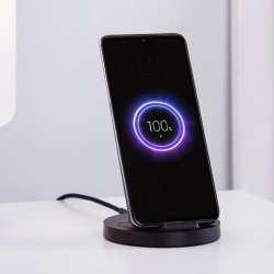 Обзор на вертикальное беспроводное зарядное устройство Xiaomi (быстрая зарядка 20 Вт): идеально совместим с несколькими моделями.