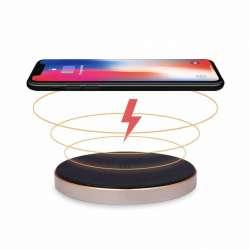 Обзор беспроводной зарядки Qi для iPhone X/8 - WIWU QC100  (10 W!)