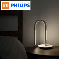Xiaomi Philips EyeCare 2 умная настольная LED лампа, стильная и яркая