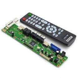 ТВ тюнер с LVDS интерфейсом или возвращение к жизни старого монитора.