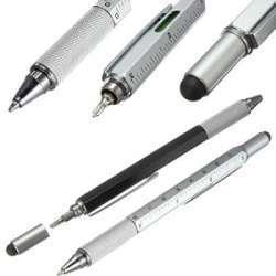 Многофункциональная ручка All In One Pen 6 в 1
