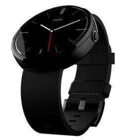 Moto 360 Умные часы на Android
