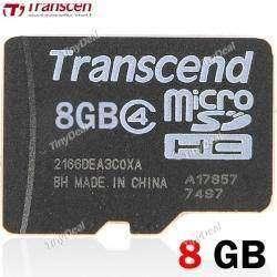 Почти халявная флешка TRANSCEND 8GB