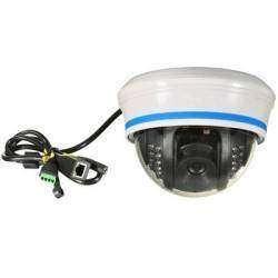 EYESIGHT ES-IP911IW - купольная IP HD 720p камера с необычным ночным видением, WiFi и поддержкой карт памяти