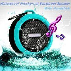 Comiso C6 Waterproof Shockproof Dustproof Bluetooth Speaker Блютуз колонка