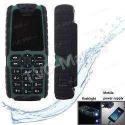 Люто бронебойная звонилка или обзор двухсимочного телефона в защищенном корпусе Xiaocai X6