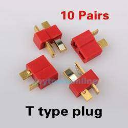 T-Plug разъемы для IMAX B6 и прочих RC зарядных устройств. Самодельный держатель аккмулятора.