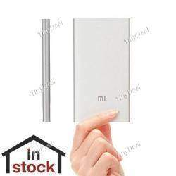 Genuine Xiaomi Ultrathin 5000mAh Li-Polymer Power Bank External Charger Pack for Cellphone