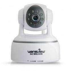 Wansview NCM624W - домашняя PTZ HD 720p WiFi камера с хорошими возможностями