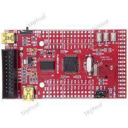 STM32F103RBT6 Development Breadboard. Плата для разработки устройств на микроконтроллере STM32.