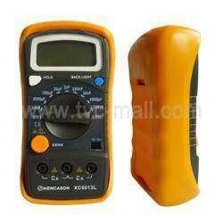 Digital Multimeter XC6013L. Измеритель ёмкости