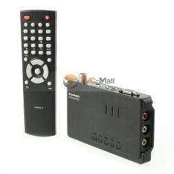 ТВ-тюнер GADMEI или как сделать из монитора телевизор
