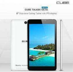 Cube Talk8x U27GT-C8 современная реинкарнация популярного планшета