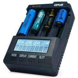 Вышла версия V2.2 зарядного устройства OPUS BT-C3100