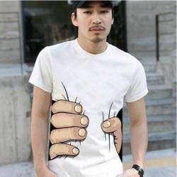 Обзор целого вороха прикольных футболок.