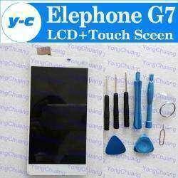 Elephone Precious G7 - тонкий смартфон в металлическом обрамлении