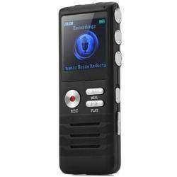 Цифровой диктофон + MP3-плеер