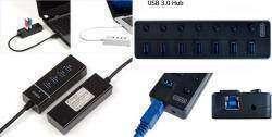 Обзор 2-х USB хабов