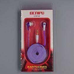 Обзор дешевых наушников затычек GENIPU