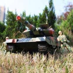 Обзор большого танка M1 Abrams на радиоуправлении