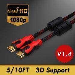 Обзор недорогого но хорошего HDMI кабеля 1,5 метра