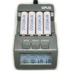 Зарядное устройство Opus BT-C700 для аккумуляторов AA/AAA NiCd / NiMH (аналог ЗУ LaCrosse/Technoline)