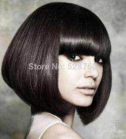 Обзор женского парика со стрижкой каре