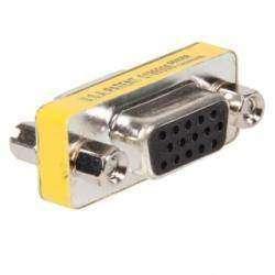 15-контактный VGA (SVGA) переходник мама-мама