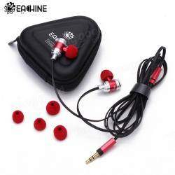 Eachine E80 - наушники требующие хороший источник звука