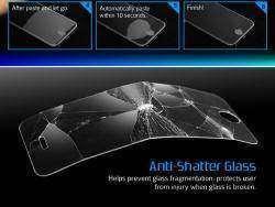 Защитное стекло и качественный кабель для Iphone 5 маленький обзор