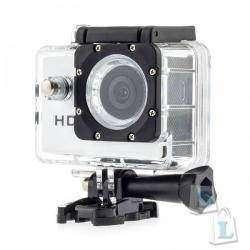Sports Cam A8 Y8J обзор дешевой экшен камеры с хорошей комплектацией