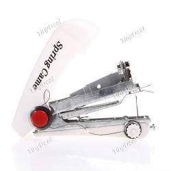 Portable Clothes Fabrics Sewing Machine
