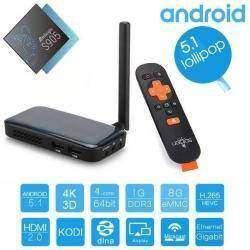 Бодрый андроид TV Stick на рукастого любителя