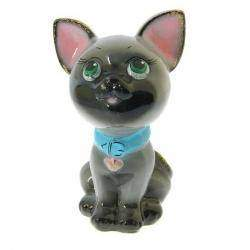 Керамический кот-копилка
