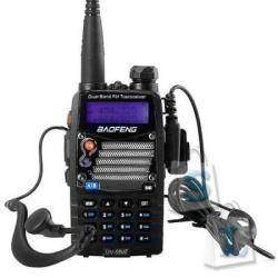 Обзор двухдиапазонной радиостанции Baofeng BF - UV5R A Plus Portable Dual Band Two