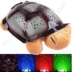 Ночник в форме черепахи с проекцией TinyDeal